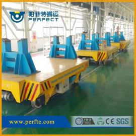 无轨平车热钢坯、冷轧电动搬运电动平板车10吨车型可定制高效率低