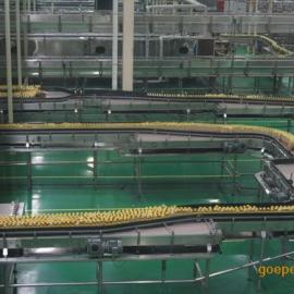 成套易拉罐装三七茶饮料灌装设备厂家|小型三七茶饮料加工制作设