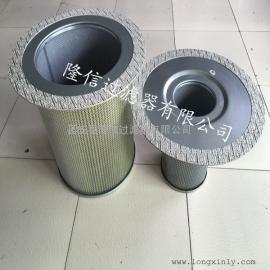批发寿力空压机油气分离器滤芯250034-124/ 123
