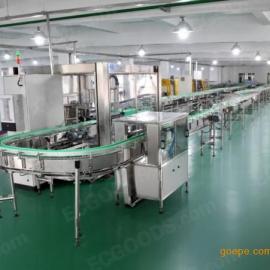 小型易拉罐装红茶饮料加工设备价格|小型红茶饮料生产设备厂家