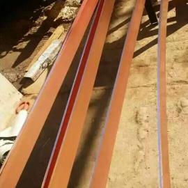 铜包钢扁钢铜层厚度0.254mm保证使用50年