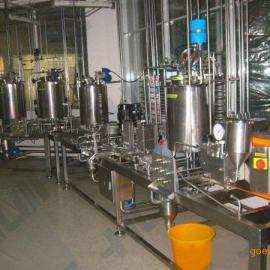 小型乌龙茶饮料加工设备价格|全自动乌龙茶饮料提取设备厂家温州