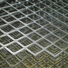 60-80刀钢板网厂家 专用工程踩踏板钢笆、桥梁钢板网