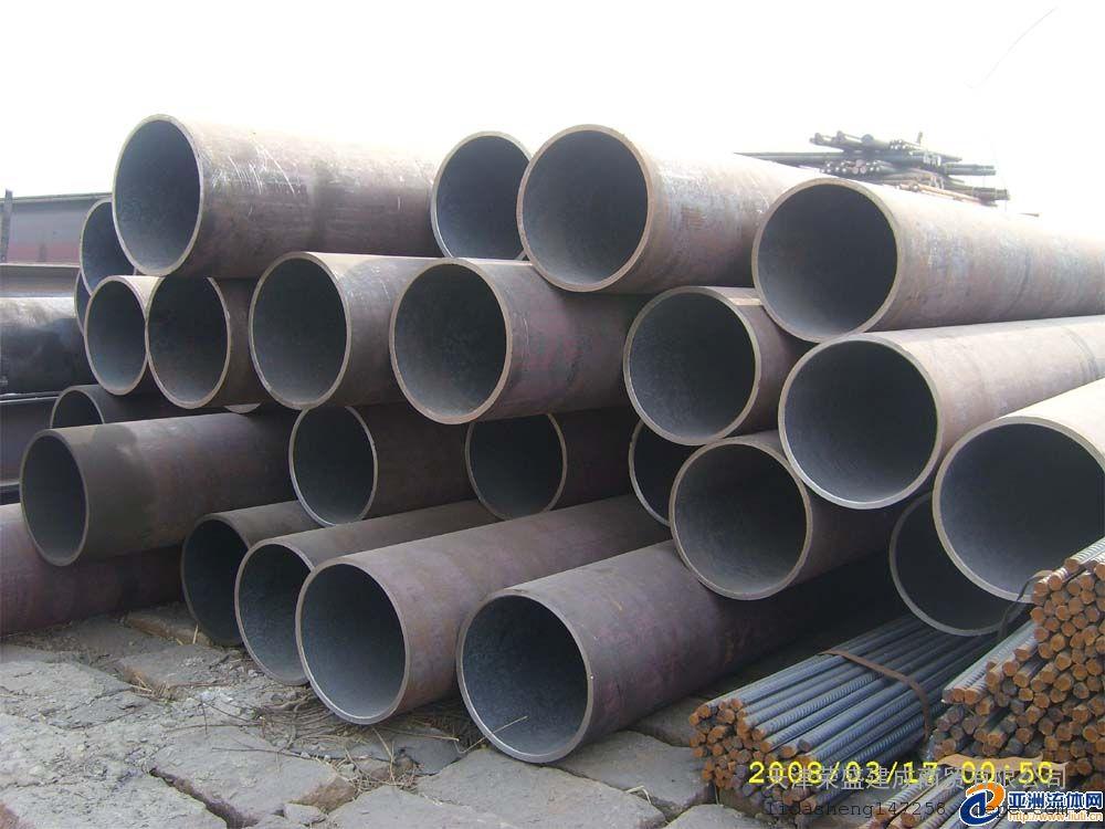 Q345D无缝钢管-Q345D低温钢管