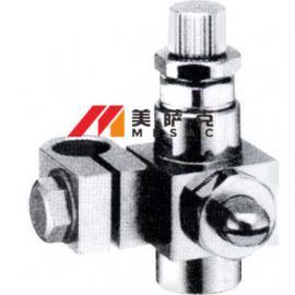 台湾宝丽RA-M1厚片机喷枪 台湾宝丽厚片机吸塑机喷枪