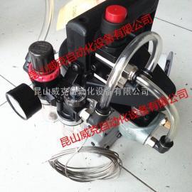 化工防爆缝包机与手提电动缝包机造型