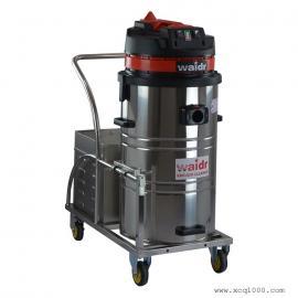 威德尔干湿两用吸尘器WD-80电瓶式工业吸尘器 工业除尘器