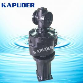 潜水推流器如何选型 低速推流搅拌机如何安装 南京凯普德