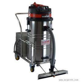 工厂车间用电瓶式工业吸尘器威德尔WD-80P吸尘器厂家
