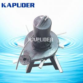 凯普德专业制造QXB型潜水离心式曝气机 增氧曝气机设备