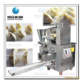 河南旭众210仿手工包合式饺子机生产速度快省时省力厂家直销