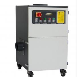 LC格瑞勒GDE系列工业集尘器车间粉尘颗粒收集喷砂配套机