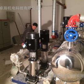 三原高层变频供水设备