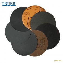 金相专用砂纸系列 水磨干磨砂纸 带背胶砂纸 川禾TRUER
