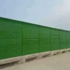 桥梁隔音屏障 镀锌板隔音墙
