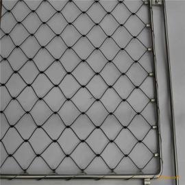 惠州不锈钢绳网@梅州钢丝绳装饰网@汕尾不锈钢卡扣网厂家