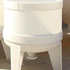厂家定做环保压力锅反应罐塑料反应釜PP化工搅拌釜耐腐蚀搅拌罐