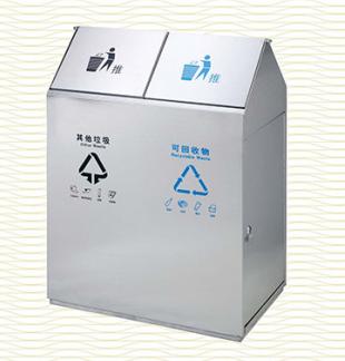 垃圾桶/南京垃圾桶/不锈钢垃圾桶SDF-001