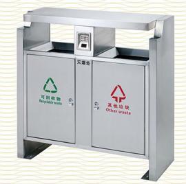 垃圾桶/南京垃圾桶厂家/不锈钢垃圾桶SDF-003