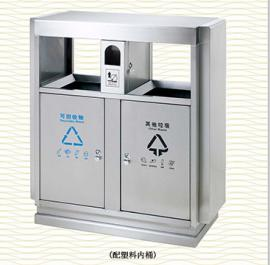 垃圾桶/南京垃圾桶厂家/不锈钢垃圾桶SDF-004