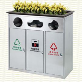 垃圾桶/南京垃圾桶厂家/不锈钢垃圾桶SDF-005