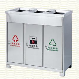 垃圾桶/南京垃圾桶厂家/不锈钢垃圾桶SDF-006