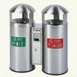 垃圾桶/南京垃圾桶厂家/不锈钢垃圾桶SDF-008