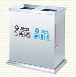 垃圾桶/南京垃圾桶厂家/不锈钢垃圾桶SDF-015