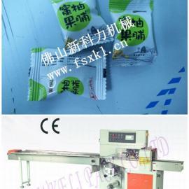 KL-250糖果包装机 新型糖果枕式包装机 糖果自动包装机