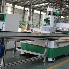 吉林板式家具开料机/全自动板式家具生产线/自动开料机