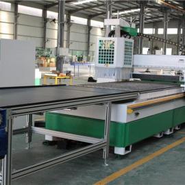 板式家具生产线设备/全自动开料机价格/定制家具木工开料机