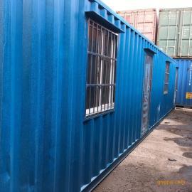 供应苏州各种尺寸二手集装箱,物美价廉,海运集装箱国际集装箱