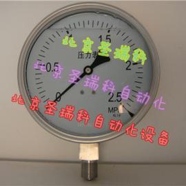 不锈钢耐震压力表YTN-100BF