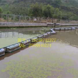 1200*350*210挡污塑料浮漂 定做开发挡油浮漂
