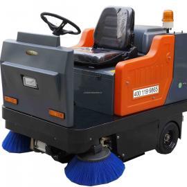 LC格瑞勒LC140Q扫地车工厂道路落叶灰尘清扫车驾驶式扫地机