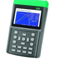代理台湾泰仕太阳能电池测试仪PROVA-210太阳能电池分析仪