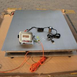 带打印功能2吨电子地磅低价批发
