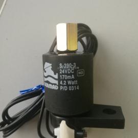 正品伯尔梅特S-390-3-R电磁阀线圈