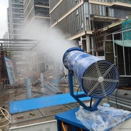 武汉工地喷雾除尘机CY-60