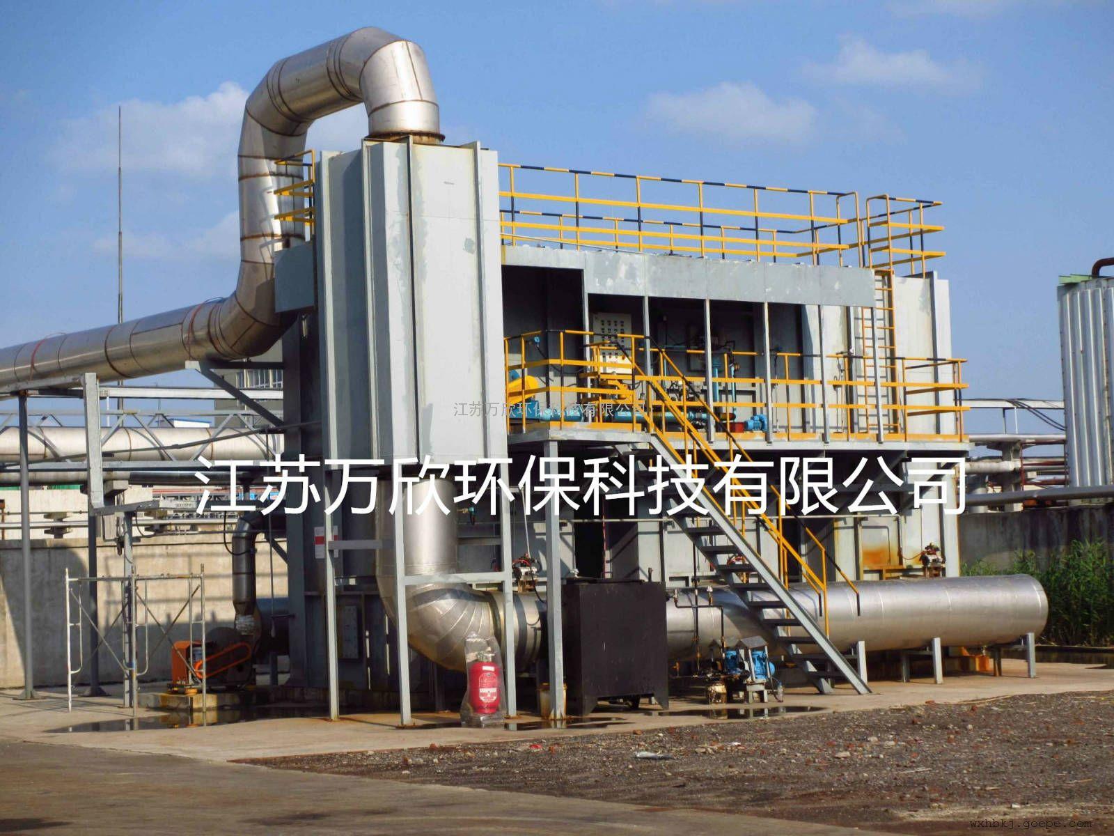 工业垃圾直燃炉