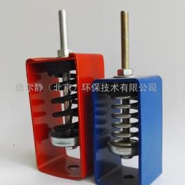 �L�C吊式��簧�p震器 五星安全�J�C 通�w焊接