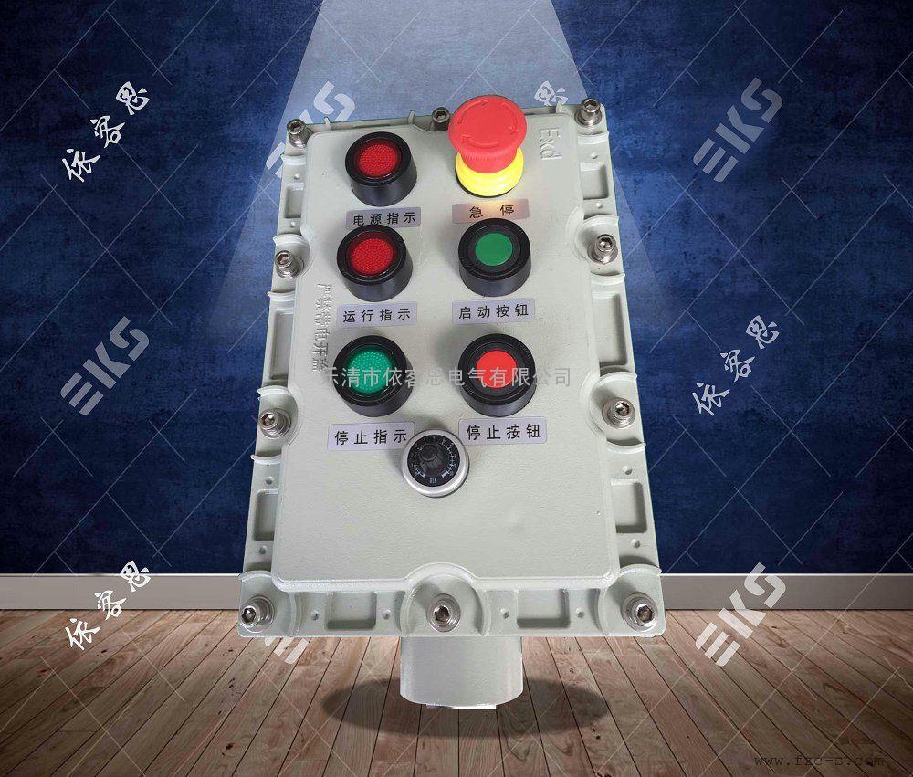 IIB、IIC不锈钢防爆操作柱BZC53-G-A2D2G
