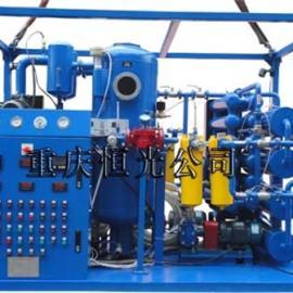 ZLA系列绝缘油双级真空滤油机