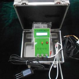 土壤水分温度电导率速测仪 土壤水分温度盐分速测仪 土壤水分温度