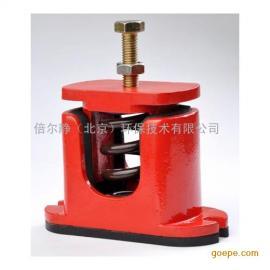 水泵弹簧阻尼减震器 侧向阻尼