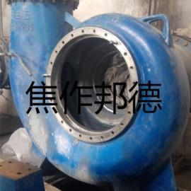 浆液泵泵壳耐磨防磨长效修复
