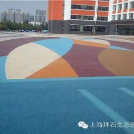 供应南京透水砼增强剂/彩色透水地坪技术指导