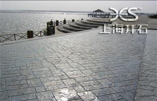 供应威海压模地坪模具/压模地坪保护剂