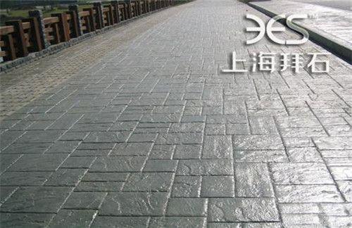 供应广州压印砼/车行道压印地坪施工工艺