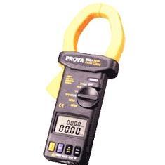 代理台湾泰仕PROVA-6601钳形功率表/三相功率计(2000A)